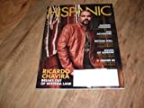 Ricardo Chavira, Desperate Housewives actor-Hispanic magazine, March 2007 issue.