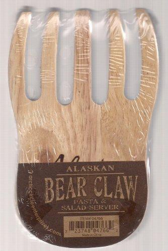 Alaskan Bear Claw Pasta & Salad Server (1 pair)