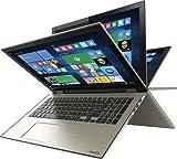 "Toshiba - Satellite Radius 15 2-in-1 15.6"" Touch-Screen Laptop - Intel Core i7"