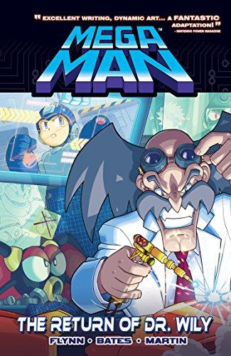 Mega Man 3: Return of Dr. Wily [Ian Flynn] (Tapa Blanda)