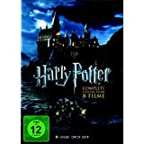 DVD * Harry Potter Box Set - The Complete Collection