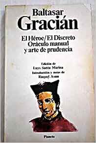 Baltasar gracian pdf