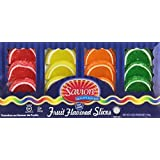 Savion Fancy Fruit Flavored Slices 6oz (3 Gift Packs) by Savion
