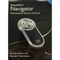 SMK-LINK ELECTRONICS VP4150 RemotePoint Navigator 2.4, Class 2, Black/Silver