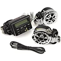 AUDIOP MC35SP XXX Motorcycle Sound System with Fm Radio