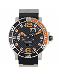 Ulysse Nardin Ulysse Nardin automatic-self-wind mens Watch 333-90-3 (Certified Pre-owned)