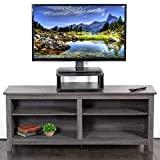 VIVO Black Swivel TV Stand for 13 to 42 inch