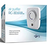 Ozone Generator Air Purifier with 30 minute timer and New Whisper Quiet Fan Technology