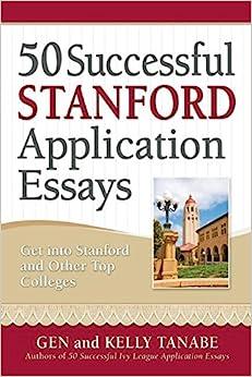 #1 Amazon Best Selling College Essay Writing Book – College Essay Essentials