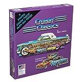 Great American Puzzle Factory Cruisin' Classics 500 Piece Puzzle by Great American Puzzle Factory