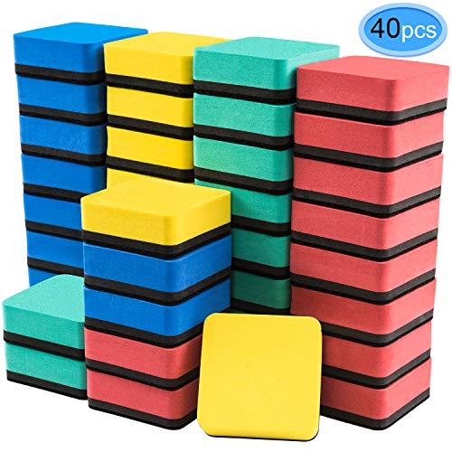 Dry Erase Erasers 40