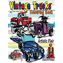 Vintage Trucks: Artistic Flair