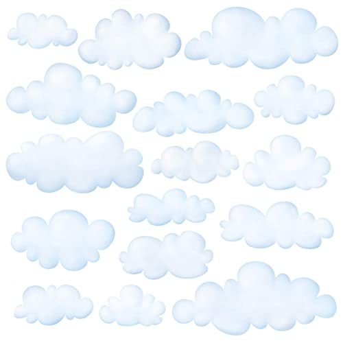 Clouds Wall Stickers: Amazon.co.uk