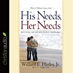 His Needs, Her Needs: Building an Affair-Proof Marriage | Willard F. Harley Jr.