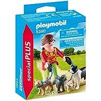 PLAYMOBIL Dog Walker Figure