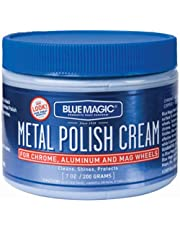 Blue Magic 400CN-06 7 OZ DISPLAY JAR METAL POLISH CANADIAN