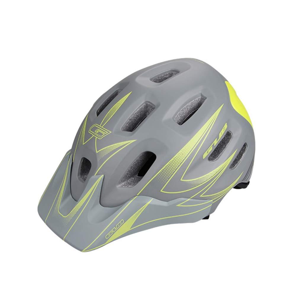 Fahrradhelm,18 Belüftungsöffnungen Einstellbar Komfort Sicherheit Helm Unisex Straße Mountainbike Helm,B-L