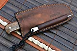 Perkin Knives- Handcrafted Hunting Knife 440c Steel