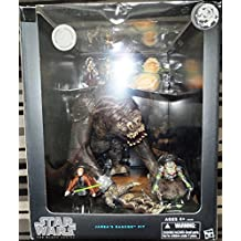 Hasbro, Toys R Us/ TRU, San Diego Comic-Con/ SDCC Exclusive, Star Wars Black Series, Jabba's Rancor - Pit, 6 Figures Set