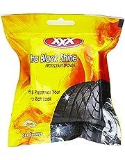 اسفنجة لتنظيف وتلميع وحماية إطارات السيارة