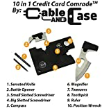 Survial Knife - Credit Card Knife Tool [2