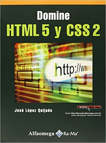 domine html5 y css2