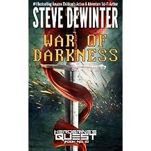 War of Darkness (Herobrine's Quest) (Volume 10)