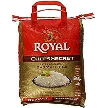 Royal Chef's Secret Extra Long Grain Basmati Rice, 10 Pound