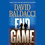 End Game Audiobook by David Baldacci Narrated by Kyf Brewer, Orlagh Cassidy