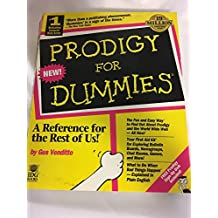 Prodigy for Dummies