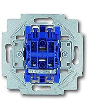 Busch-Jäger 2020 US-205 drukknop sluiter wip. 10 VPE