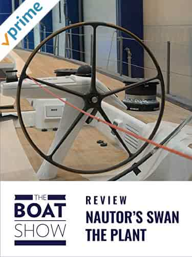 Clip: Nautor's Swan, the plant - The Boat Show