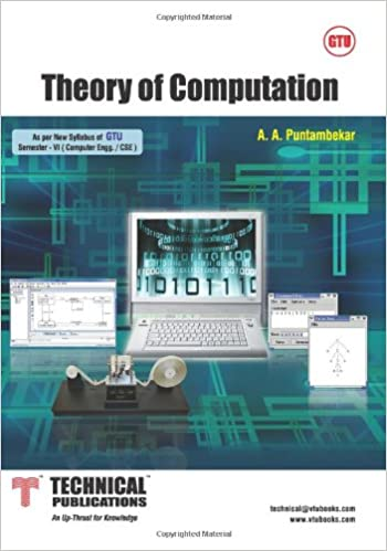 Theory Of Computation Book By Puntambekar Pdf