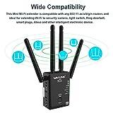 WiFi Range Extender Repeater, Latest 5GHz