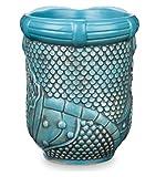 Disney Parks Little Mermaid Sculpted Ariel Nautical Mug