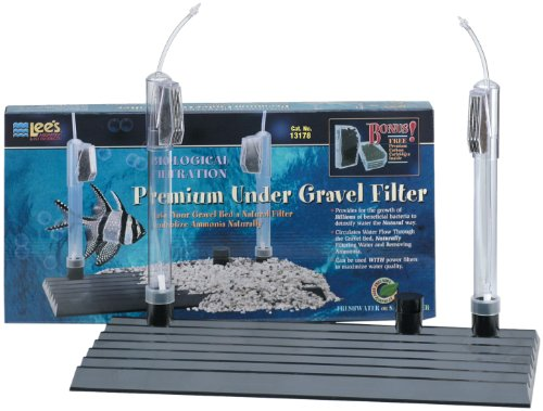 Lee's 125/135 Premium Undergravel Filter, 18-Inch by 72-Inch
