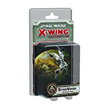 Fantasy Flight Games Star Wars X-Wing Miniatures-Starviper Expansion Pack