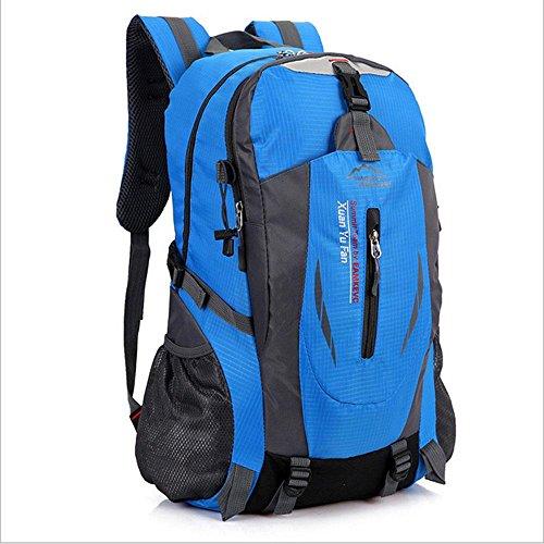 HTWYF al aire libre alpinismo bolsa hombres y mujeres bolso de hombro deportes ocio mochila de viaje , 3 3