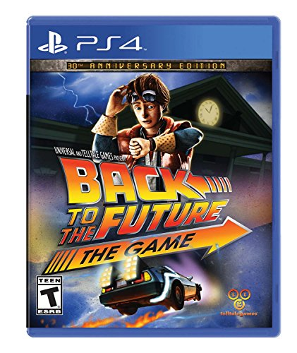 Back to the Future: The Game – 30th Anniversary Edition – PlayStation 4