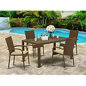 51H--uatAJL._SS300_ Wicker Dining Tables & Wicker Patio Dining Sets