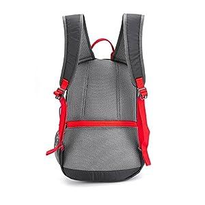 MANGROVE Polar Compact School Laptop Backpack 15L, Grey