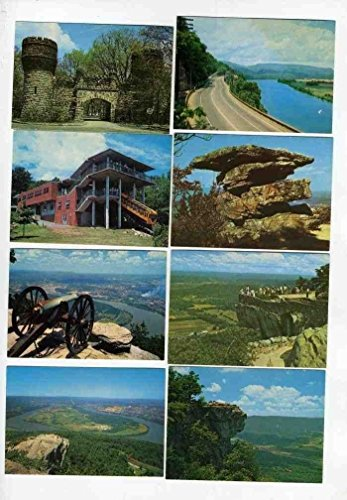 10 Color Photos Lookout Mountain Chattanooga Tennessee from Generic