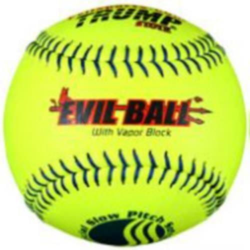 "Ball 12"" EVIL-USSSA HOT Classic M Yellow .40/325 - Dozen"