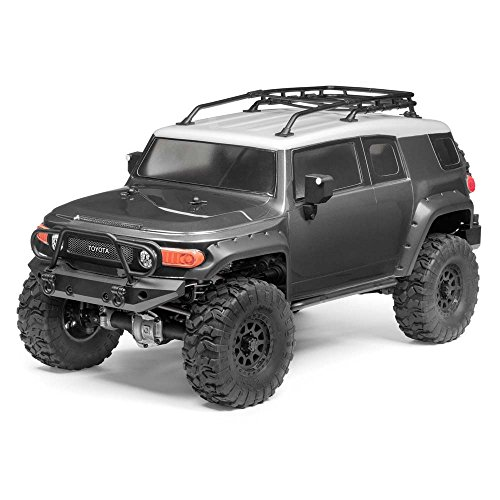 Hobby Products International Racing 116558 1/10 Venture Toyota FJ Cruiser 4WD Ready to Run Gunmetal Radio Control (Toyota Truck Motors)