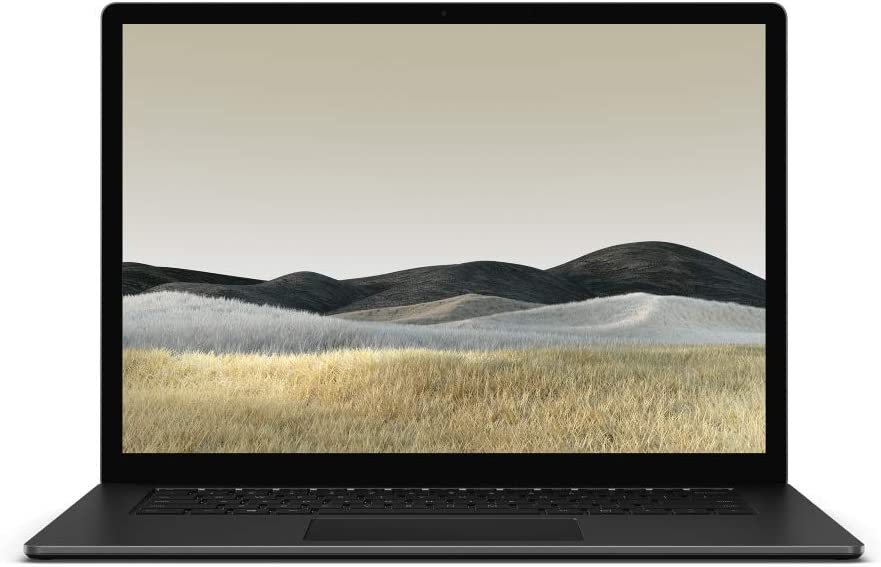 Microsoft Surface Laptop 3 (RYH-00022) | 13.3in (2256 x 1504) Touch-Screen | Intel Core i5 Processor | 16GB RAM | 256GB SSD Storage | Windows 10 Pro | (Metal) Black