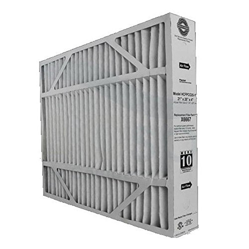 "Heating, Cooling & Air Lennox X6667 MERV 11 Filter - 21"" x 26"" x 4"""