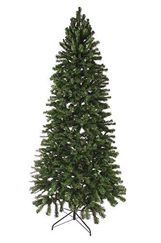8' Slim Norway Spruce Artificial Christmas Tree (Unlit)