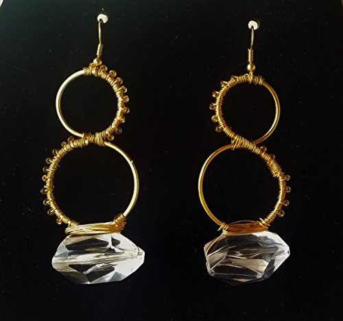 Royally Modern Bling Earrings ~Queen Stefani Collection~ (Stefani Collection)