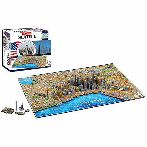 4d Cityscape Jigsaw Puzzle - 6