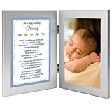 Baby Boy Frame for Mommy - Sweet Words from Son for